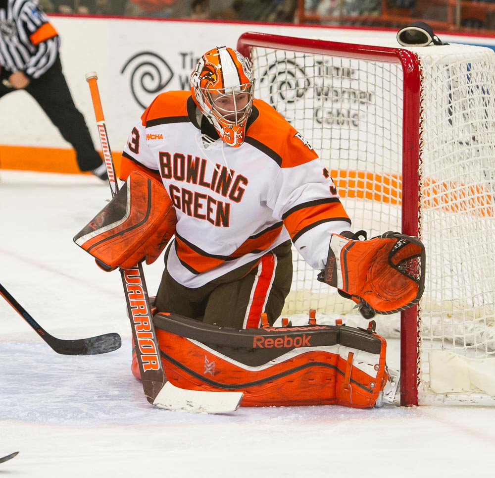 Notebook: Falcons look for improved goaltending