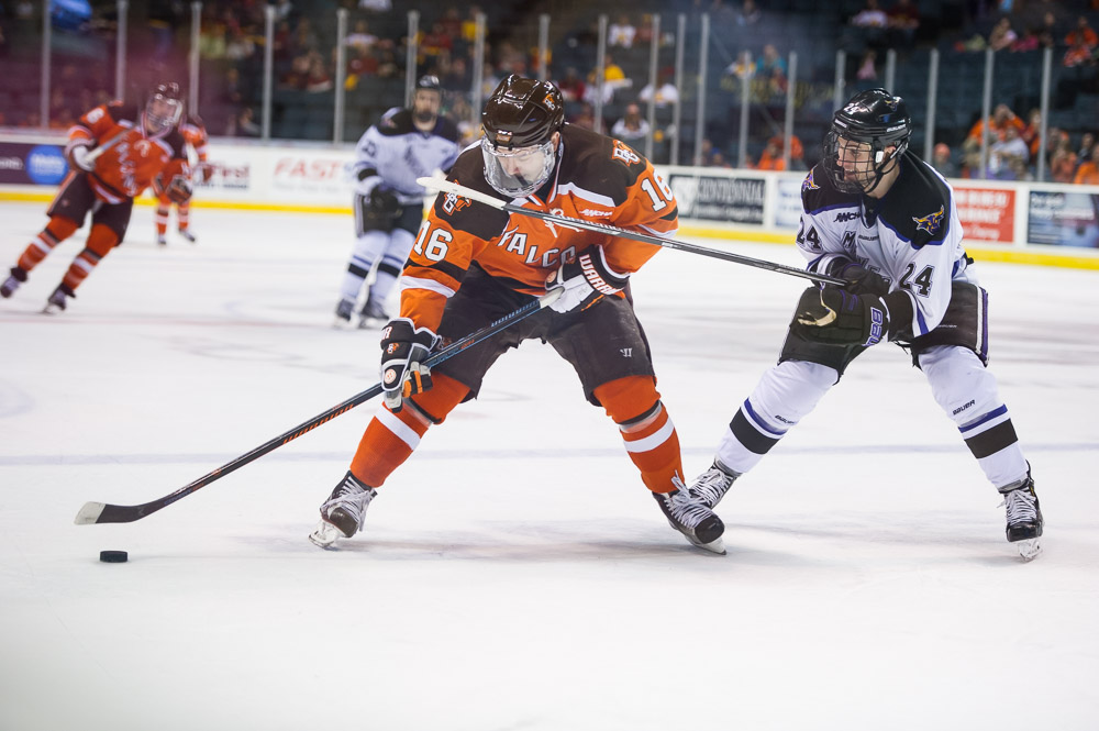 Notebook: WCHA announces changes to OT, points system and size of nets