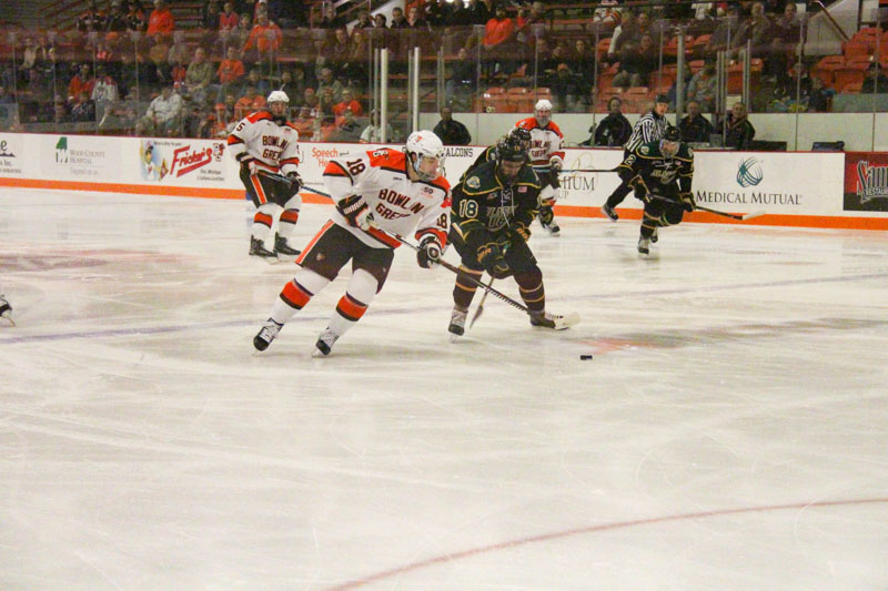 (Updated) Notebook: Falcons face improving Lake Superior
